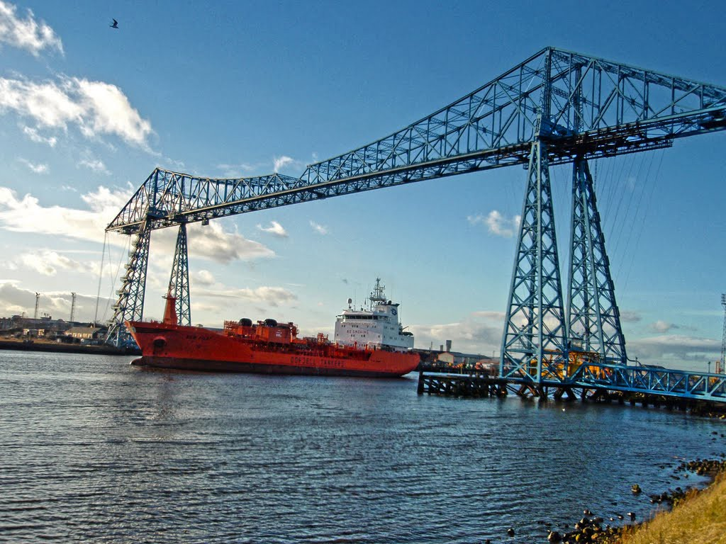 Image result for teesside transporter bridge
