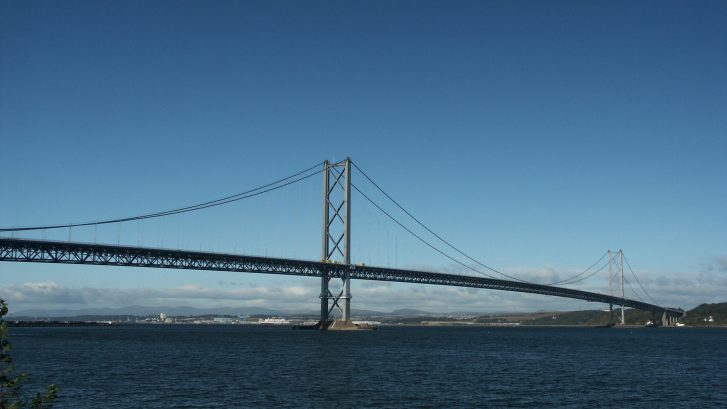 Forth Road Bridge & Paint Inspection UK