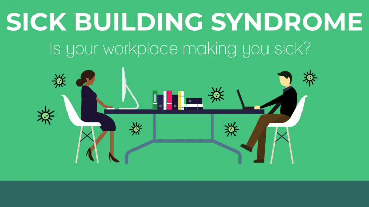 Sick Building Syndrome: Is your workplace making you sick?